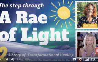 Rae Carter on Spiritual Stories