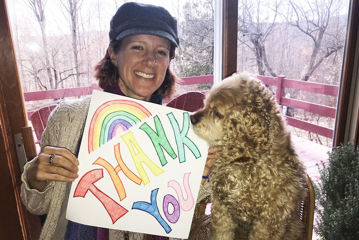 Rae Carter Thank you Vermont