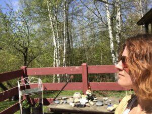 Rae Carter Vermont Cancer Healing Story